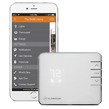 Smart Thermostat-Citywide Alarms-Home-Home Security